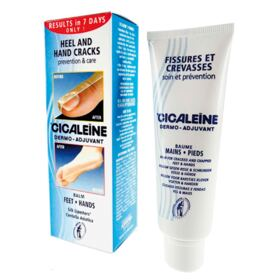 Cicaleine Baume Mains Pieds Akileïne - Creme Hidratante para os Pés - 30ml