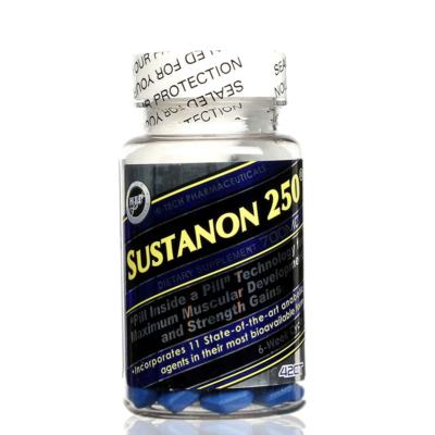 Sustanon 250 42 Tabletes - Hi-Tech