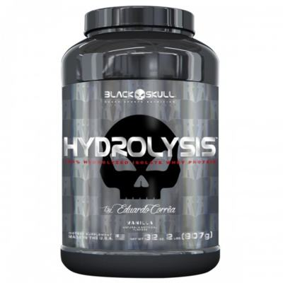 Hydrolysis 2lbs - Black Skull