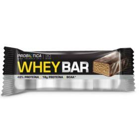 Barra de Proteína Whey Bar Low Carb - Coco | 40g