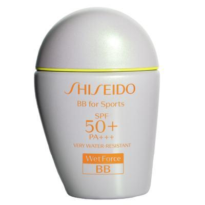 BB Cream Shiseido - Sports BB FPS50+ - Light