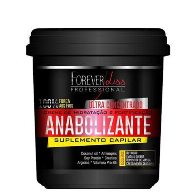 Imagem 1 do produto Forever Liss Anabolizante Capilar - Creme de Hidratação - 240g