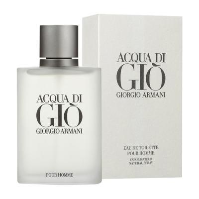 82dc171f0 Acqua Di Gio De Giorgio Armani Eau De Toilette Masculino 100 ml ...