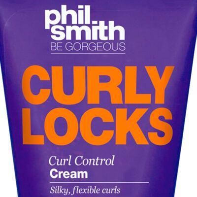 Imagem 2 do produto Phil Smith Curly Locks Cream - Creme para Pentear - 100ml