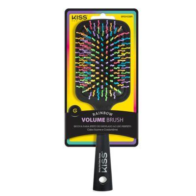 Imagem 2 do produto Rainbow Volume First Kiss - Escova de Cabelo Grande - 1 Un