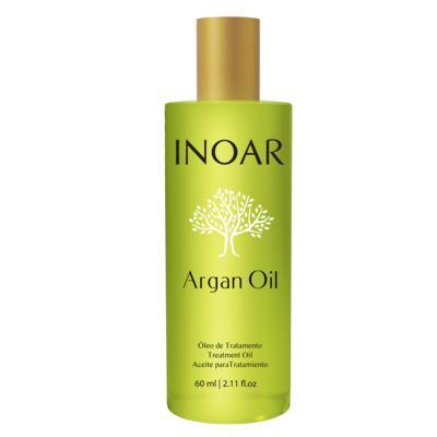 Imagem 1 do produto Inoar Óleo de Tratamento Argan Oil - Tratamento Disciplinador - 60ml