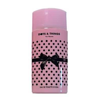 Imagem 1 do produto Dots & Things Pink Real Time - Perfume Feminino - Eau de Parfum - 100ml
