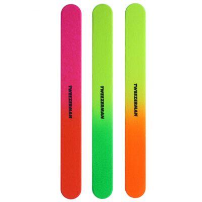 Imagem 4 do produto Neon Filemates Tweezerman - Lixa de Unha - Kit