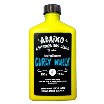 Imagem 3 do produto Kit Shampoo + Creme para Pentear Lola Cosmetics Curly Wurly - Kit