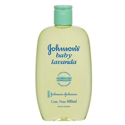 Imagem 1 do produto Lavanda Johnson's Baby - Perfume Unissex - Deo Colônia - 400ml