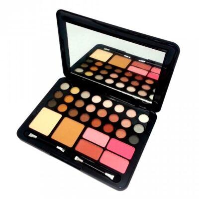 Imagem 2 do produto Estojo de Maquiagem Facebeauty V258 Jasmyne - Estojo de Maquiagem - Estojo de Maquiagem