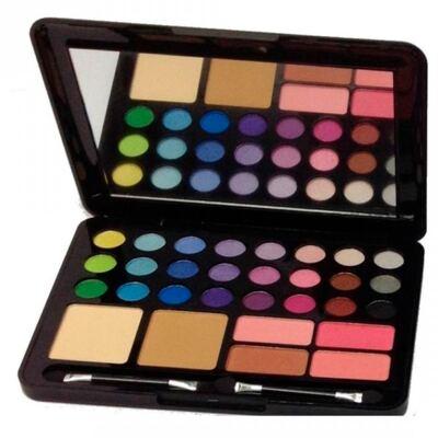 Imagem 5 do produto Estojo de Maquiagem Facebeauty V258 Jasmyne - Estojo de Maquiagem - Estojo de Maquiagem