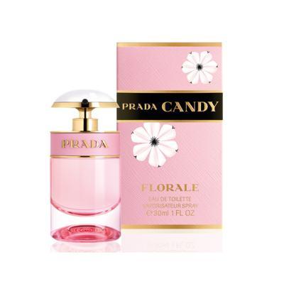Prada Candy Florale Feminino Eau de Toilette - 80 ml