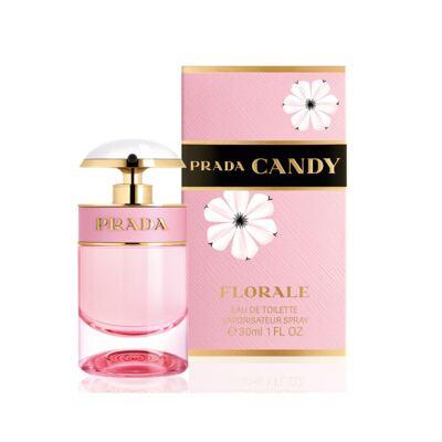 Imagem 1 do produto Prada Candy Florale Feminino Eau de Toilette - 80 ml