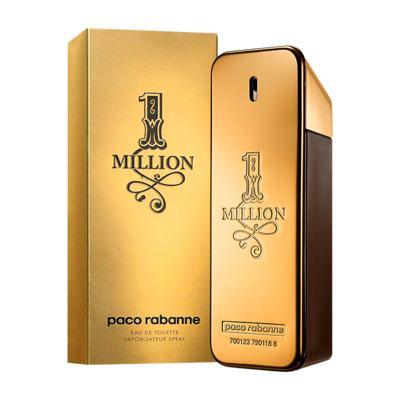 Imagem 1 do produto 1 Million De Paco Rabanne Eau De Toilette Masculino - 50 ml