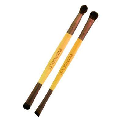 Imagem 4 do produto Eye Enhancing Duo Set Ecotools - Pincel para Sombra - 1 Un