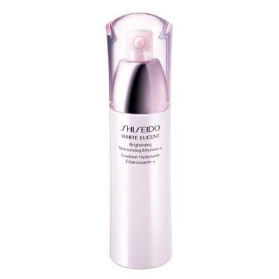 Emulsão Hidratante Iluminadora Shiseido White Lucent Brightening Moisturizing Emulsion W - 75ml