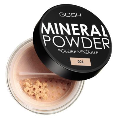 Pó Facial Gosh Copenhagen - Mineral Powder - Honey