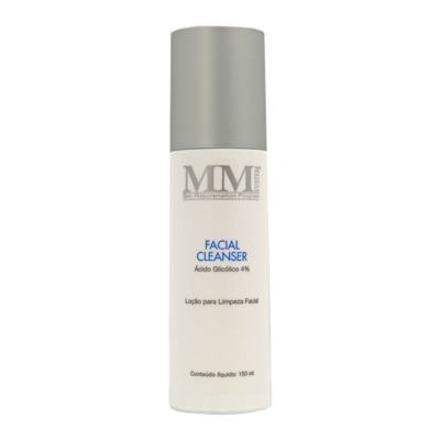 Facial Cleanser M&M - Limpador Facial - 150ml
