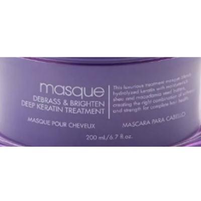 Imagem 2 do produto Keratin Complex Blondeshell Masque - Máscara de Tratamento - 200ml