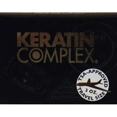 Imagem 3 do produto Kit Keratin Complex Smoothing Therapy Keratin Color Care Travel Valet - Kit