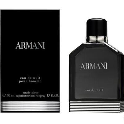 Imagem 2 do produto Armani Eau de Nuit Giorgio Armani - Perfume Masculino - Eau de Toilette - 50ml