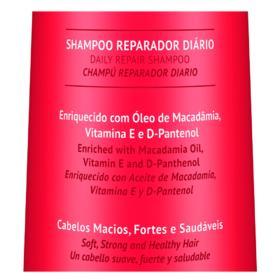Richée Professional Reparador Diário Nano Btx - Máscara Capilar - 250g
