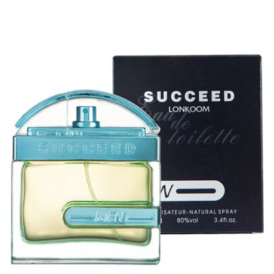 Imagem 2 do produto Succeed Lonkoom - Perfume Masculino - Eau de Toilette - 100ml