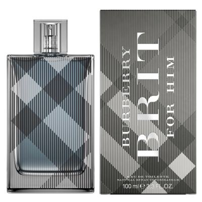 Imagem 2 do produto Brit for Men Burberry - Perfume Masculino - Eau de Toilette - 30ml