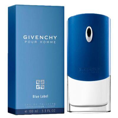 Imagem 2 do produto Blue Label Pour Homme Givenchy - Perfume Masculino - Eau de Toilette - 100ml