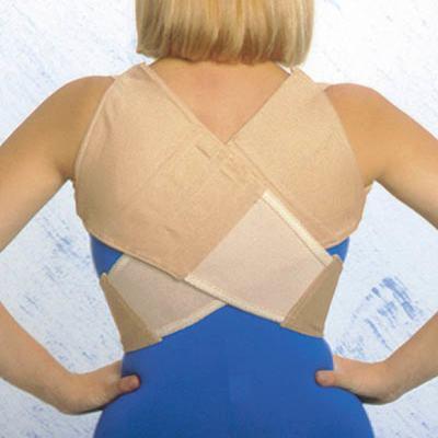 Espaldeira para Postura em Brim Dilepe - G
