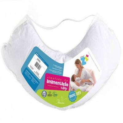 Imagem 1 do produto Almofada para Amamentação Impermeável Fibrasca
