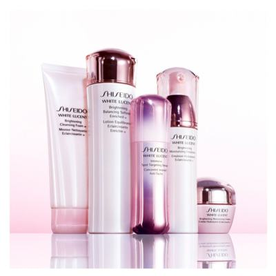 Imagem 2 do produto Loção Suavizante Shiseido White Lucent Brightening Balancing Softener Enriched W - 150ml