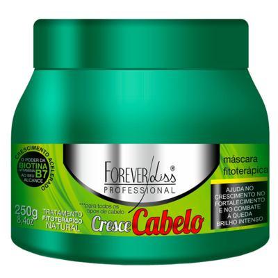 Imagem 1 do produto Forever Liss Cresce Cabelo - Máscara Capilar - 250g