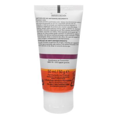 Imagem 3 do produto Anthelios Ae Gel-Creme Velouté Fps 50 La Roche-Posay - Protetor Solar Facial - 50g