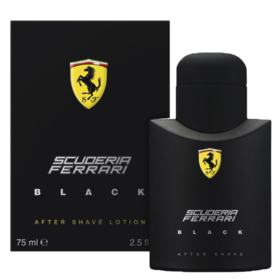 Scuderia Black After Shave Lotion Ferrari - Loção Pós-Barba - 75ml