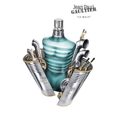 Imagem 6 do produto Le Male By Jean Paul Gaultier Eau De Toilette Masculino - 75 ml