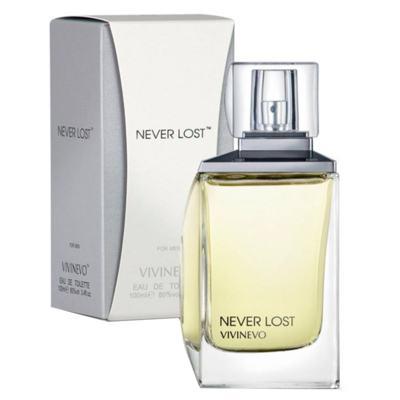 Imagem 2 do produto Never Lost Men Vivinevo - Perfume Masculino - Eau de Toilette - 100ml