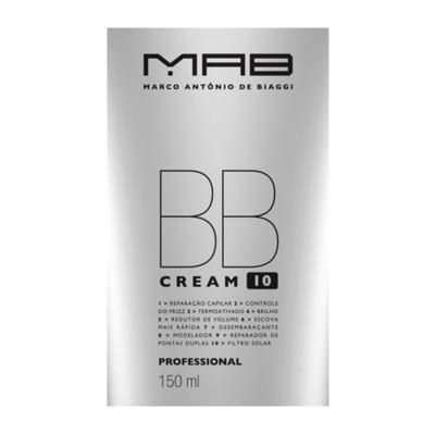 Imagem 2 do produto MAB BB Cream 10 -  Leave-In - 150ml