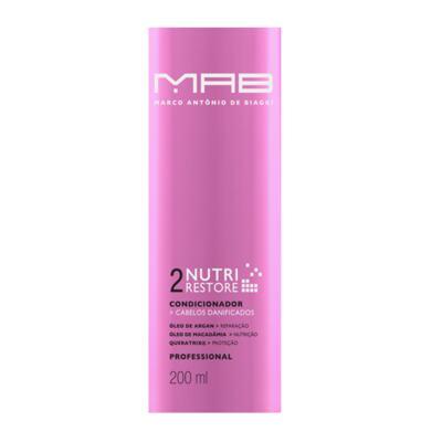 Imagem 2 do produto MAB Nutri Restore Condicionador de Tratamento - 200ml