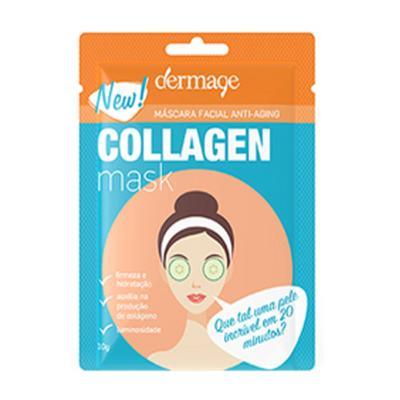 Imagem 1 do produto Máscara Facial Anti-idade Dermage - Collagen Mask - 10g