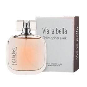 Via la Bella Christopher Dark Perfume Feminino - Eau de Parfum - 100ml