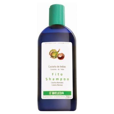Weleda FitoShampoo Castanha da Índia - Shampoo - 250ml