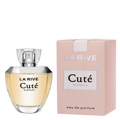 Imagem 2 do produto Cuté Woman La Rive - Perfume Feminino - Eau de Parfum - 100ml