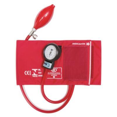Imagem 2 do produto Aparelho de Pressão com Estetoscópio Duplo Vermelho CJ0730 Bic