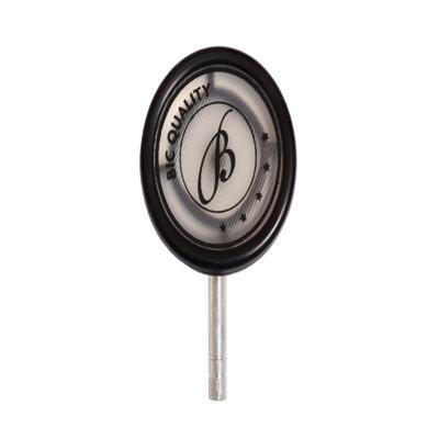 Imagem 2 do produto Aparelho de Pressão com Estetoscópio Master Standard Inox Azul CJ0839 Bic