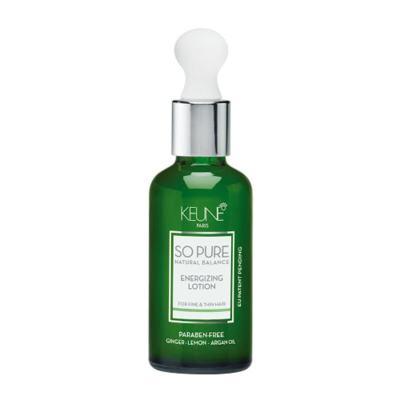 Keune So Pure Energizing Lotion - Tratamento Antiqueda - 45ml