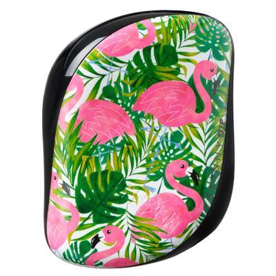 Compact Style Tangle Teezer - Escova para os Cabelos - Palm Flamingo