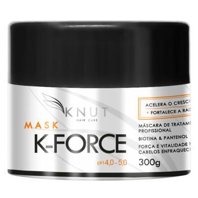 Knut K-Force Máscara Capilar - 300g