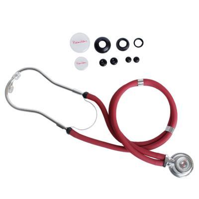 Imagem 2 do produto Kit Esteto Rappaport com Aparelho de Pressão Vinho Premium